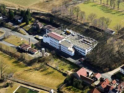 """Die Milchwerke Oberfranken West eG setzen auf Expansion und übernehmen das frühere """"Silberdistel""""-Werk in Lendershausen (Unterfranken)."""