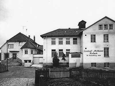 """Zusammenschluss der milchverarbeitenden Betriebe aus Coburg, Kaltenbrunn und Rodach zur Dachgesellschaft """"Milchwerke Oberfranken West eG"""""""