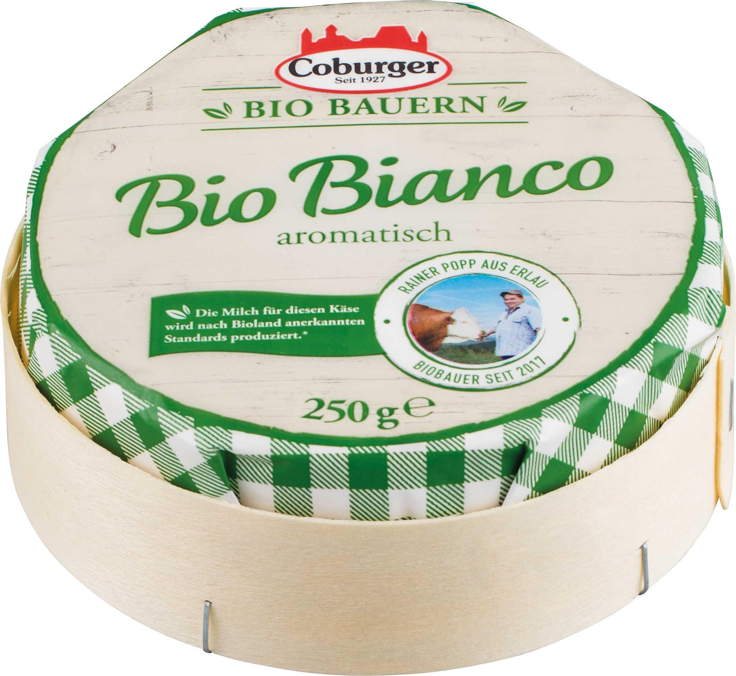 Bildergebnis für coburger käse bianco rosso